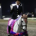 写真: 川崎競馬の誘導馬05月開催 藤Ver-120514-18-large