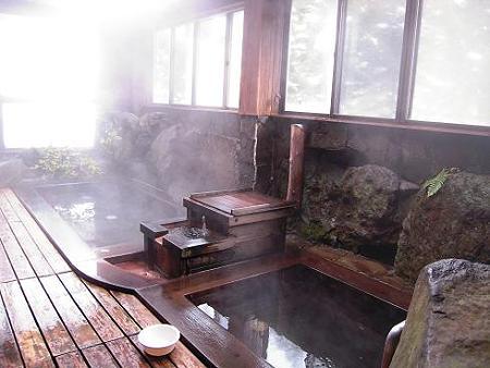 唐沢鉱泉・お風呂