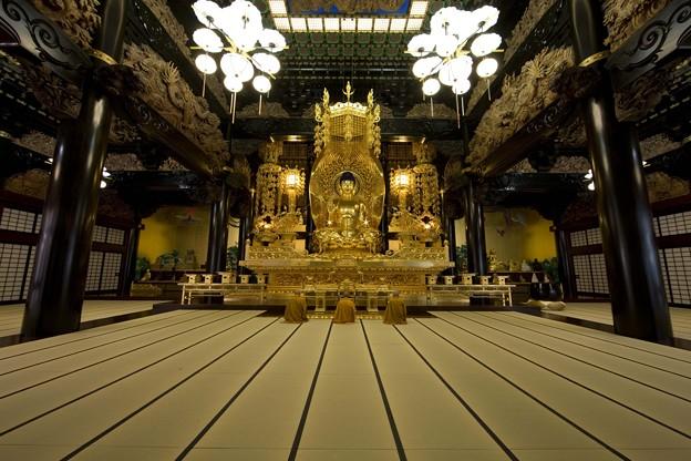 「仏像彫刻」 念佛宗(念仏宗)無量寿寺 佛教之王堂  社寺仏教美術 nenbutsushu068