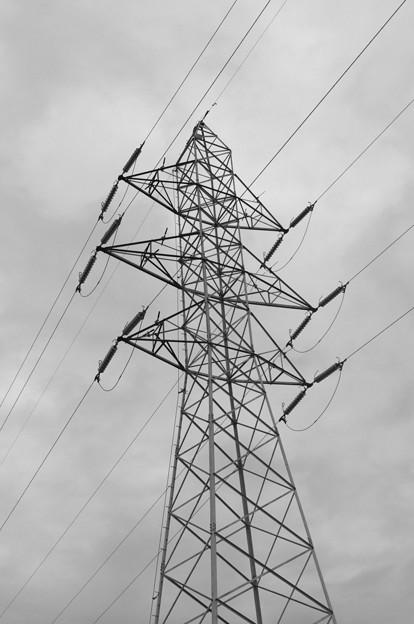 高圧電線 MOTO8640