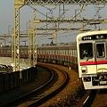 新宿駅16時台の快速が急行に変更