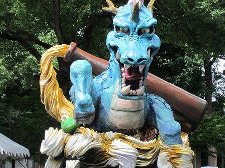 上野公園キリン