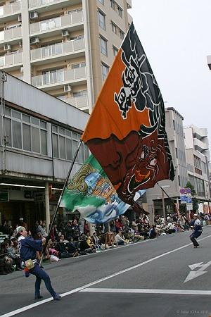 上總組_10 - よさこい東海道2010