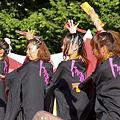 朝霞なるこ人魚姫_18 - よさこい祭りin光が丘公園2011