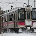 奥羽本線 650M 2012-02-25 3