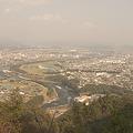 Photos: 2011-11桃太郎神社から鳩吹山 (1)