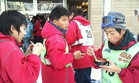 2012_01_22_東村山」第四中学校 菅平汁