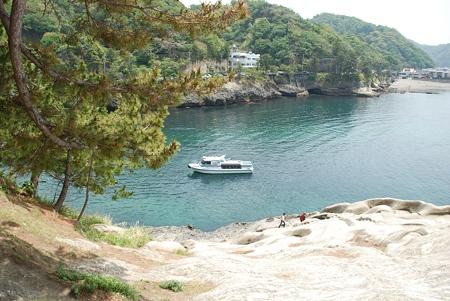 堂ヶ島*遊覧船3