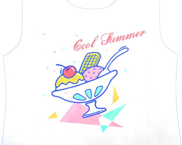 Tシャツ柄1