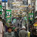 写真: 谷中銀座商店街