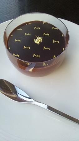 チョコレートムース@La Maison du Chocolat