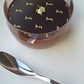 写真: チョコレートムース@La Maison du Chocolat