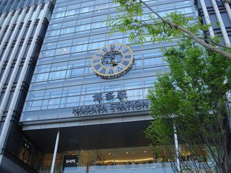 20110429 博多駅新装