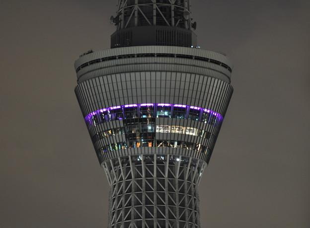 3月13日の東京スカイツリー