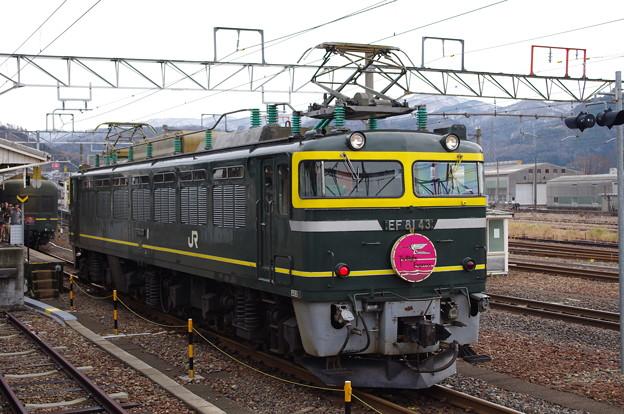 EF81-43 入換
