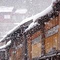 Photos: 古都の雪