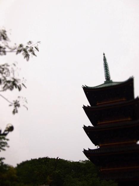 写真: 塔