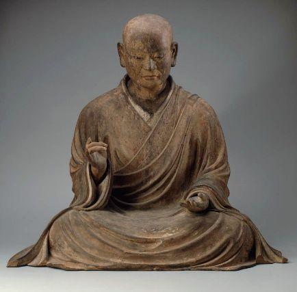 僧形八幡神 ボストン美術館収蔵
