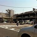写真: 築地市場正門