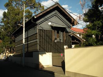 旧原家母屋跡地3