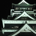 Photos: 中秋の名月 熊本城4