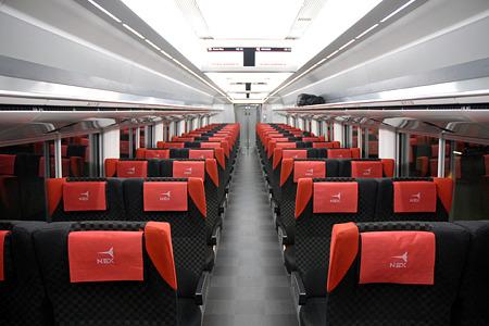 N'EX 成田エクスプレス E259系 普通車