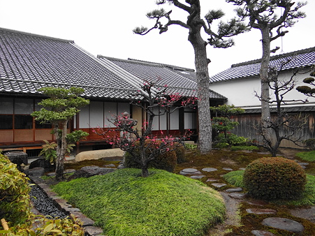 重要文化財:旧西川家住宅