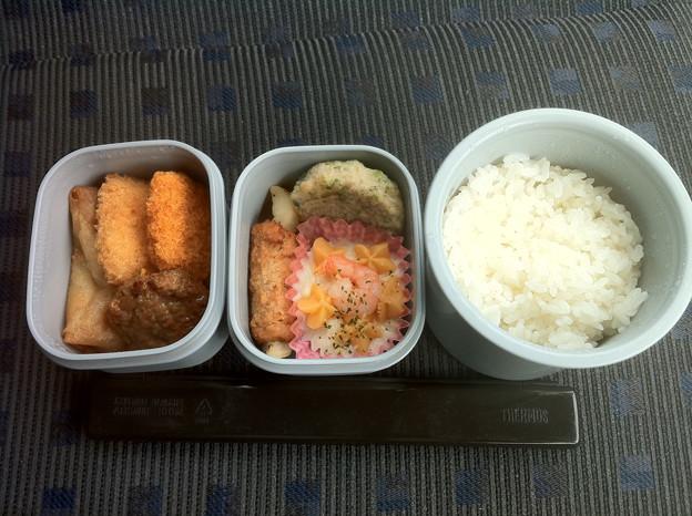 Photos: 20110831弁当