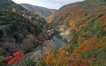 嵐山~亀山公園05