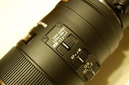 SIGMA MACRO 105mm F2.8 EX DG OS HSM × NIKON D5100