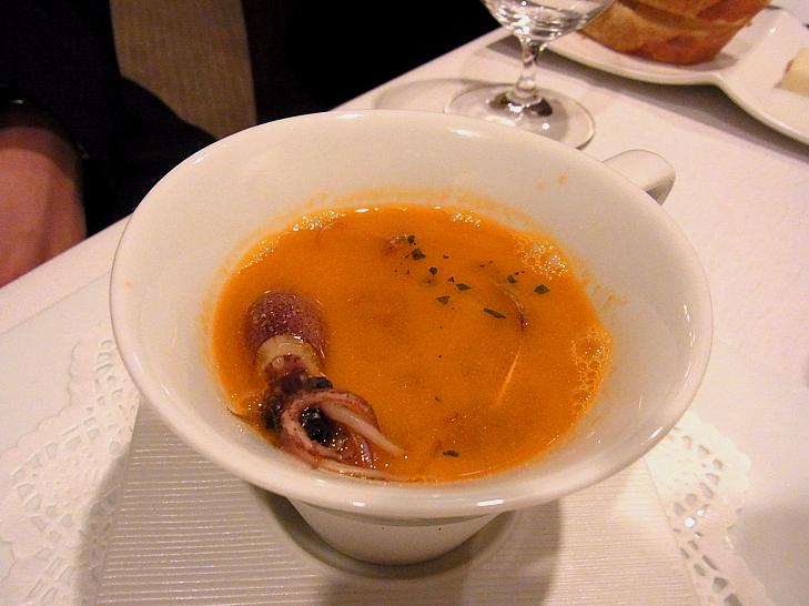 スープ・ド・ポワソン