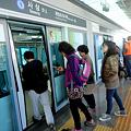 Photos: 金海軽電鉄・沙上駅3