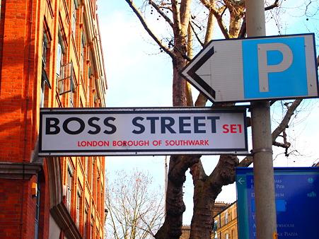 Boss St
