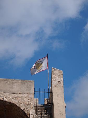 ドブロブニクの旗