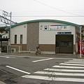 Photos: r0500_上ゲ駅_愛知県武豊町_名鉄河和線