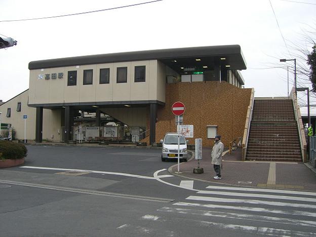 r9698_高田駅西口_奈良県大和高田市_JR西日本