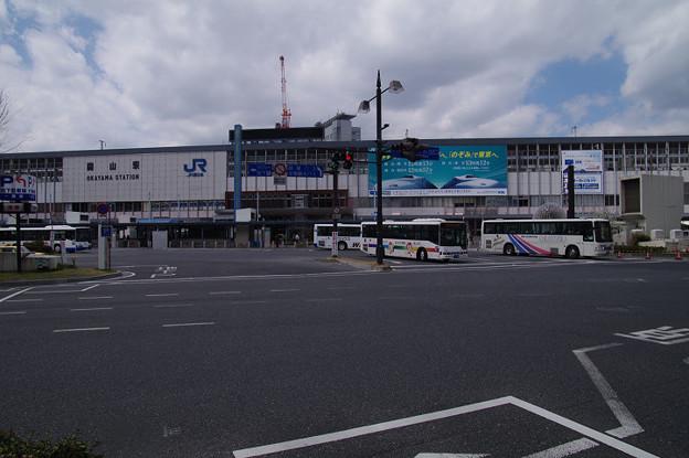 s5050_岡山駅東口_岡山県岡山市北区_JR西