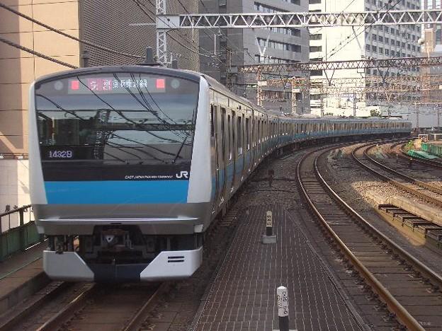 京浜東北線 快速南浦和行 CIMG6146