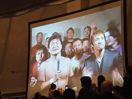 ZERO1 YARISUGI FOREVER 2  後楽園ホール 20111109