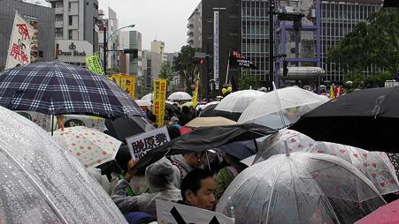 渋谷 原発やめろデモ 20110507 (8)