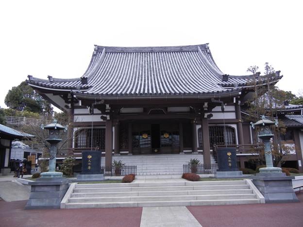 Photos: 本堂-本覚寺 (横浜市神奈川区高島台)