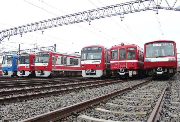 京急ファミリー鉄道フェスタにて