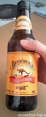 オーストラリアのジンジャービール