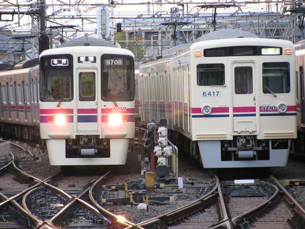 京王9000系と6000系