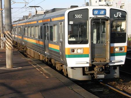 四日市駅4