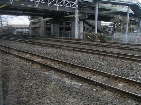 快速エアポート成田の車窓17