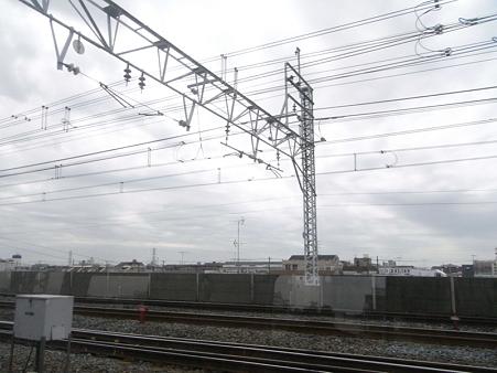 快速エアポート成田の車窓21