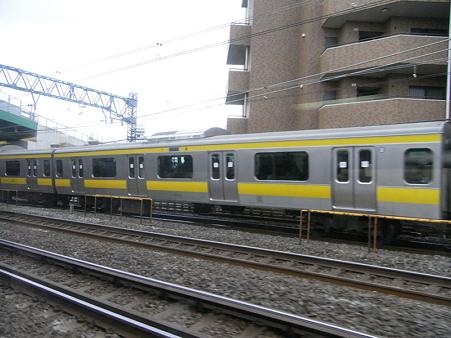 快速エアポート成田の車窓23