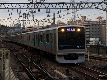 小田急線(町田駅)2
