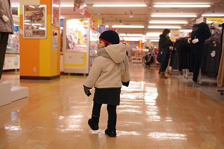 2012.01.11 スーパー ゲームコーナーへ向かって